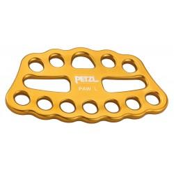Petzl, Riggingplatte PAW L, gelb