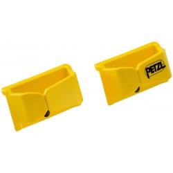 Petzl, Verstausystem für Verbindungselement, gelb