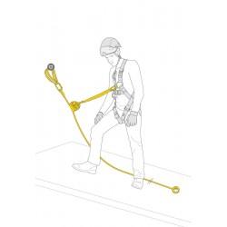Petzl, ASAP Lock - Vertical Lifeline, 20m
