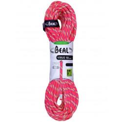 BEAL, Kletterseil Virus 10mm, 50m, pink