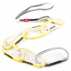 Fixe, Daisy Chain M-Chain, 100cm, gelb