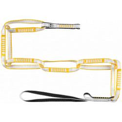 Grivel, Daisy Chain Evo, 125cm, gelb