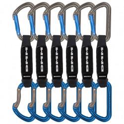 Expressset Shadow, 12cm, blau, 6er Pack
