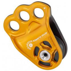DMM, Seilrolle Hitch Climber Eccentric, gold