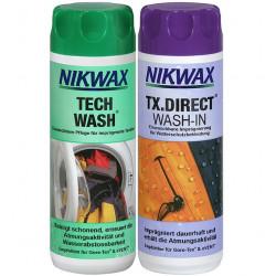 NIKWAX, Waschmittel & Imprägnierung - Tech Wash & TX.Direct, 300ml