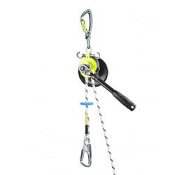 Edelrid: Hubrettungsgerät Safe Descent Pro, 100m